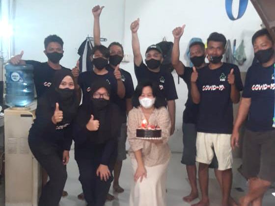 DHA anniversary - Medan.