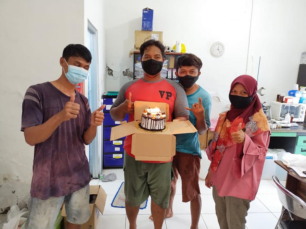 DHA Anniversary - Surabaya.
